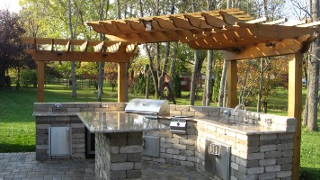 Custom Outdoor Kitchen Covers Made To Last
